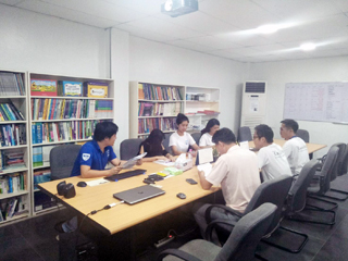 1st campus - office