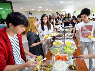 2nd campus - cafeteria