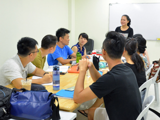 2nd campus - classroom