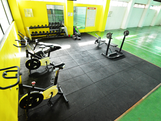 2nd campus - sports
