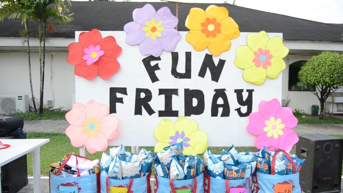 May 2019 Fun Friday Activity