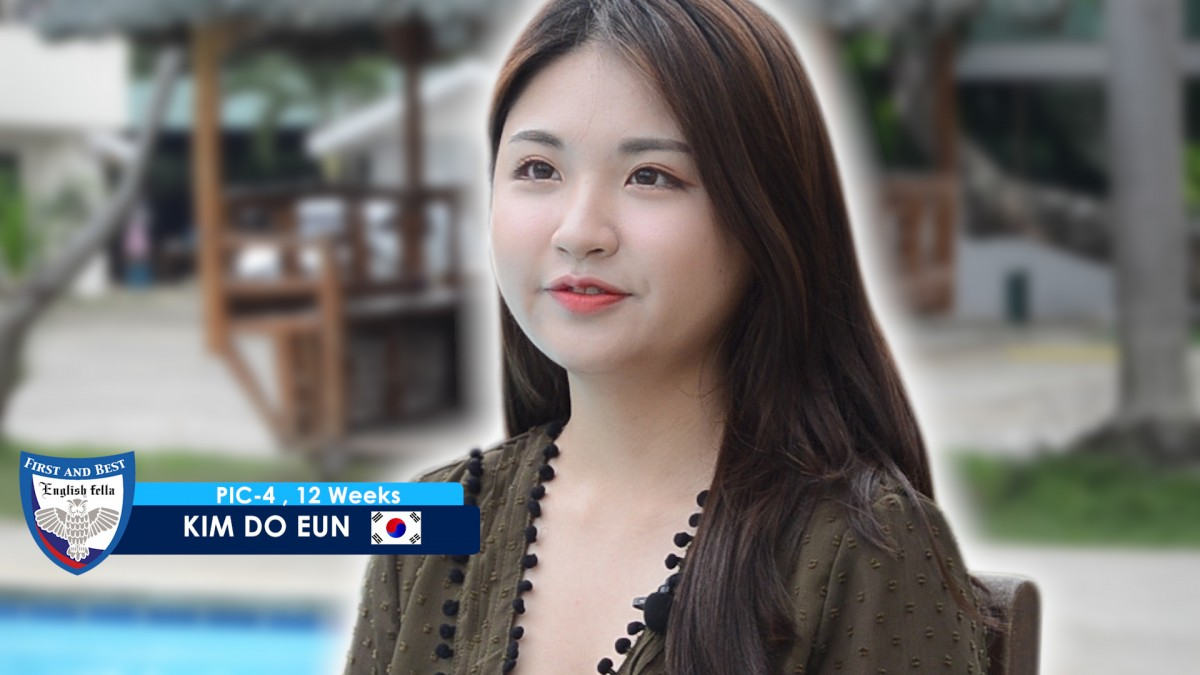 Kim Do Eun Interview from Korea